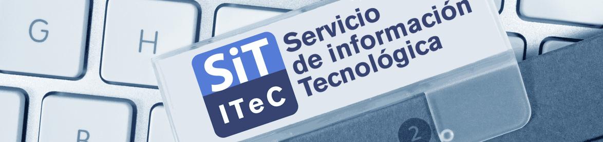Servicio de información Tecnológica - SIT