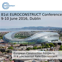 Presentació Informe Euroconstruct conferència d'estiu