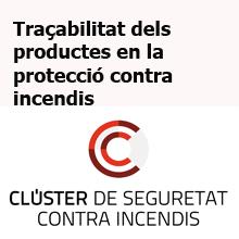 Traçabilitat dels productes en la protecció contra incendis
