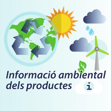 Informació ambiental de productes i sistemes