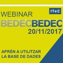 Ús de la base de dades BEDEC en projectes de construcció