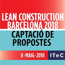 Lean Barcelona 2018: Experiències d'aplicació de Lean
