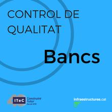 banc de criteris de control de qualitat