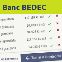 Banc Bedec 2018