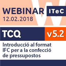 Webinar: Introducció al format IFC per a la confecció de pr