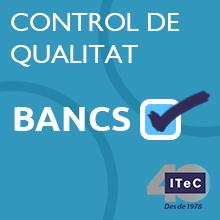 El Banc de criteris de control de qualitat s'actualitza