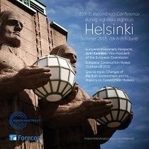 La Conferència Euroconstruct d'Hèlsinki farà èmfasi en la rehabilitació