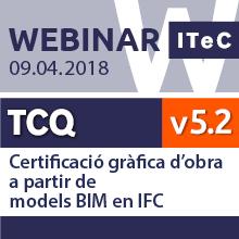 Webinar: Certificació gràfica d'obra a partir de models BIM en IFC