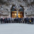L'ITeC visita La Sagrada Família