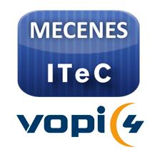 Vopi-4 s'incorpora com a mecenes a l'ITeC