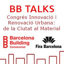 Barcelona Building Construmat organitza un congrés sobre renovació urbana