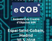 Presentació de l'eCOB® a Madrid: 30 de maig