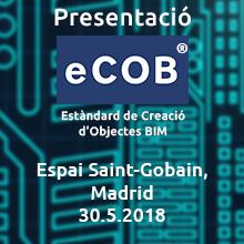 Presentació eCOB<sup>®</sup> Madrid