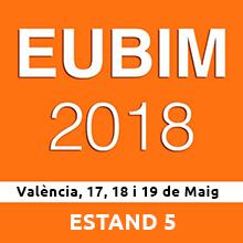 L'ITeC participarà al Congrés Internacional EUBIM a València