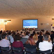 Éxito de asistencia a la presentación de la Base de datos para redes de abastecimiento de agua potable