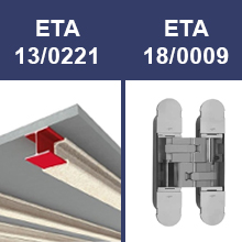 Les empreses Inther i Promat obtenen els ETA 18/0099 i 13/0221