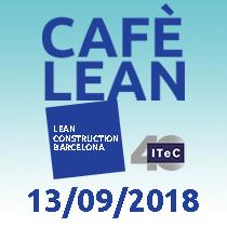 13 de setembre - Cafè Lean: gestionar equips de treball i crear experiències laborals gratificants