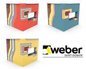 Saint-Gobain Weber Cemarksa obté l'ETA 18/0165 pel seu aïllant Webertherm Mineral