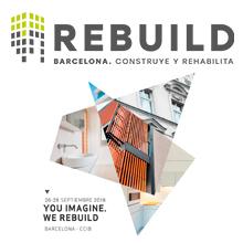 REBUILD 2018 – Congrés Nacional d'Arquitectura Avançada i Construcció 4.0