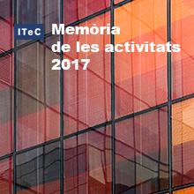 Ja es pot consultar la Memòria d'activitats 2017