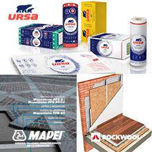 Ursa, Rockwool i Mapei Spain actualitzen els seus productes al BEDEC