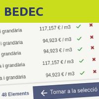 Selecciona els teus Destacats del Banc ITeC
