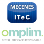 Omplim, Gestió i Edificació Responsable SLU, nou mecenes de l'ITeC