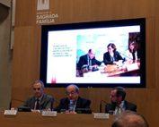 Acord entre la Sagrada Família i l'Ajuntament de Barcelona per a regularitzar les obres del temple