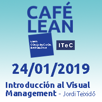 Cafè Lean: Introducción al Visual Management
