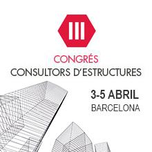 L'ITeC participa al III Congrés de Consultors d'Estructures amb una comunicació oral
