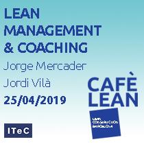 Cafè Lean. Lean Management i Coaching