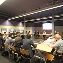 BIMzeED: Primera reunió del National Steering Group a Barcelona