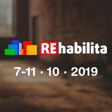 Rehabilita 2019 arriba amb un interessant programa de jornades i tallers