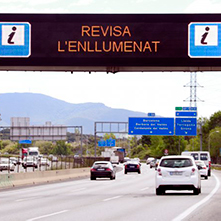 Actualitzat el Banc del Servei Català de Trànsit