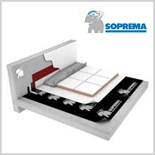 El BEDEC incorpora els productes de l'empresa Soprema