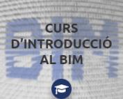 El curs d'Introducció al BIM torna a principis de 2020
