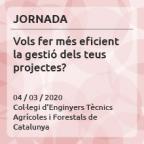 Aprèn a gestionar de manera eficient un projecte, al CETAFC