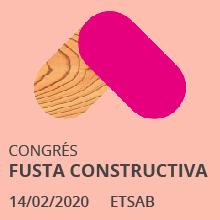 Els avantatges de construir amb fusta al 3r Congrés Fusta Constructiva