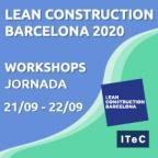 Lean Construction Barcelona 2020 s'ajorna fins al 21 i 22 de setembre