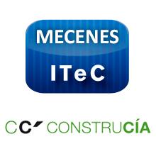 Construcía es converteix en nou mecenes de l'ITeC