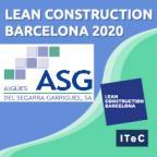 ASG patrocina la Jornada Lean Construction 2020