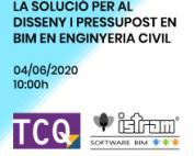 ISTRAM i TCQ: La solució per al disseny i pressupost en BIM en enginyeria civil