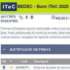 Ja està disponible el BEDEC 2020