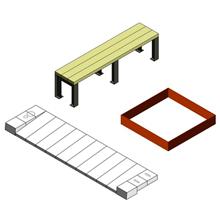 Nous elements BIM urbans, basats en eCOB®, a la biblioteca de l'ITeC