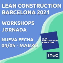 Workshop Lean Barcelona 2020
