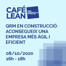 QRM en construcció: aconsegueix una empresa més àgil i eficient